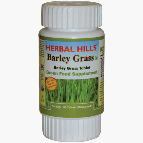 Barleygrass 60 Tablets