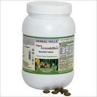 Nutritional tablets - Super Greenhills 900 tablets