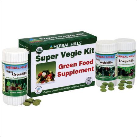 Super Vegie Kit