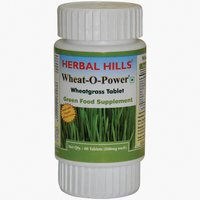 Wheatgrass 60 Tablet Wheat-o-power - Immunity & Blood Purification