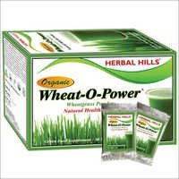 Wheatgrass Natural Sachet - Green Food Supplement