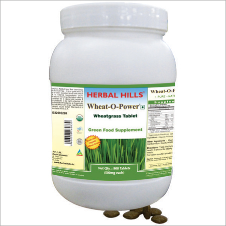 Wheatgrass - Value Pack 900 Tablets