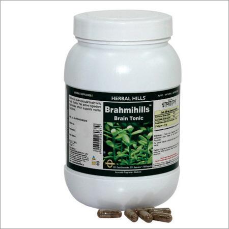 Ayurvedic medicine for memory & concentration - Brahmi 700 capsule