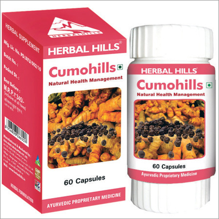 Hair Care Formulation - Cumohills 60 Capsules
