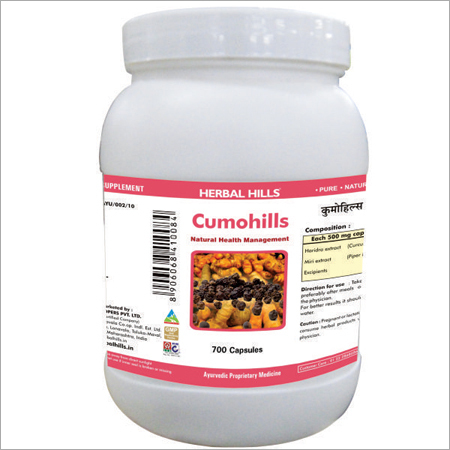 Cumohills Value Pack Capsules - Hair Care
