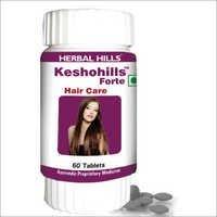Hair Care Formula - Keshohills Forte - 60 Tablets