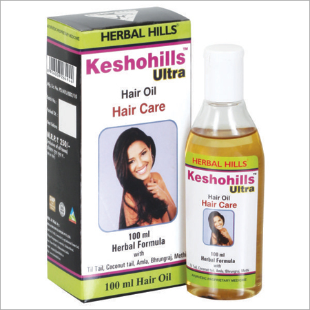 Keshohills Ultra Hair Oil 100 ml