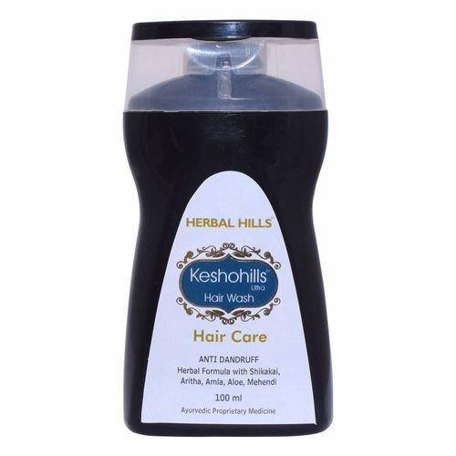 Herbal Hair wash shampoo - Keshohills Hair wash 100ml