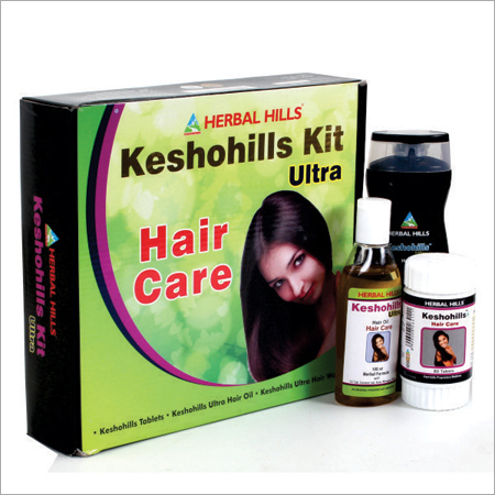 Hair Care - Keshohills Ultra Kit