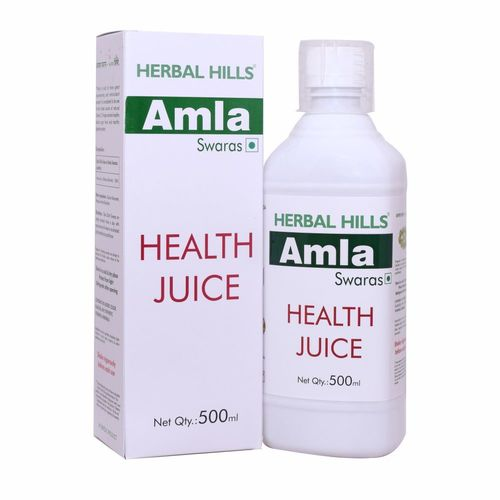 Herbal Amla juice For Healthy Hair & Digestion