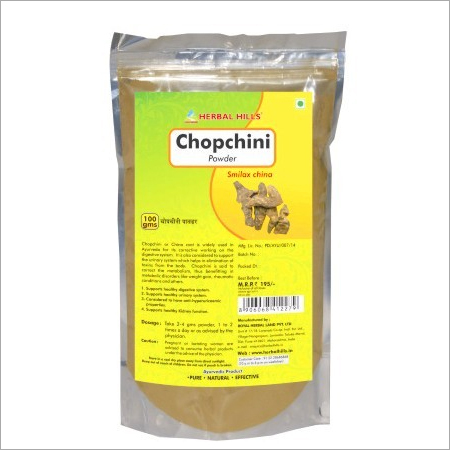 Chopchini Powder