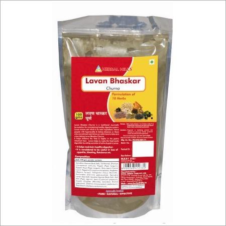 Herbal Churna for Better Digestion