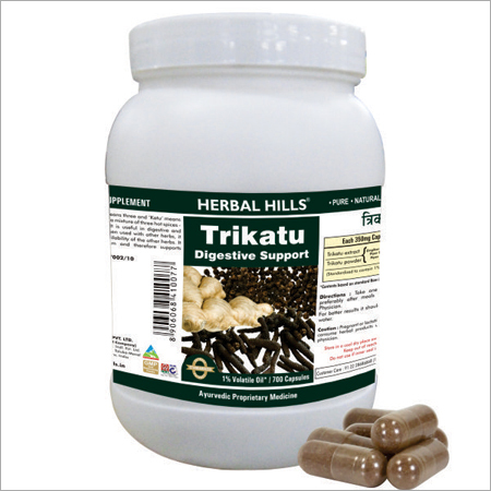 Trikatu Value Pack 700 Capsule : Digestive Support