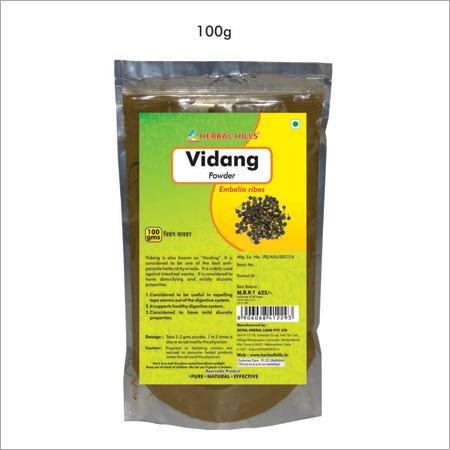 Vidang Powder for Digestion