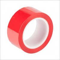 Red Polyester Tape