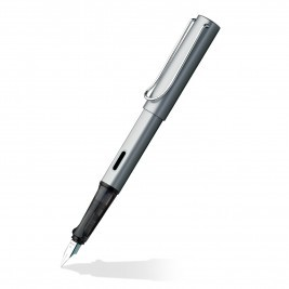 LAMY AL STAR GRAPHITE MEDIUM FOUNTAIN PEN