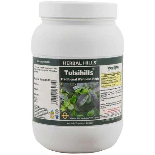 Tulsihills 60 Capsules - Immunity Booster