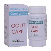 Ayurvedic medicines for Gout - Gautyhills 60 Tablets