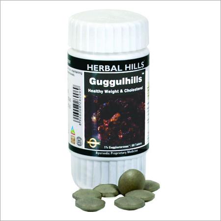 Guggulhills 60 Tablets