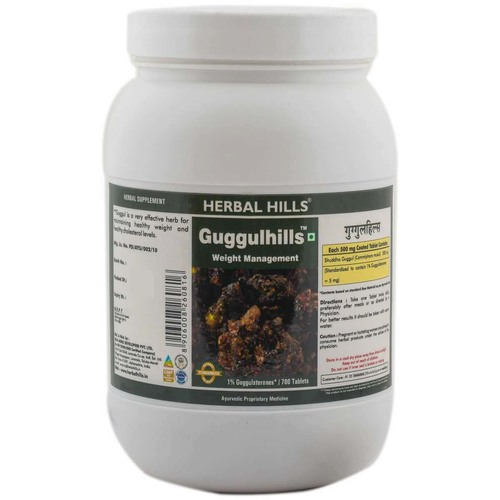 Guggulhills - Value Pack  700 Tablets