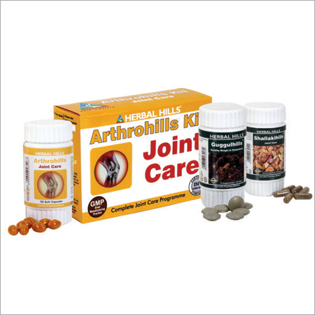 Ayurvedic Joint Pain relief Capsules - Arthrohills combination pack