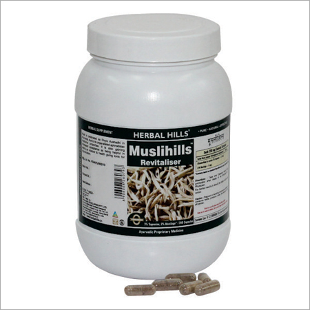 Ayurvedic Medicines for Strength And Stamina - Safed Musli 700 Capsule