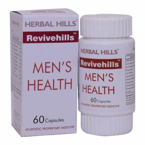 ayurvedic medicines for strength and stamina - Revivehills 60 Tablets