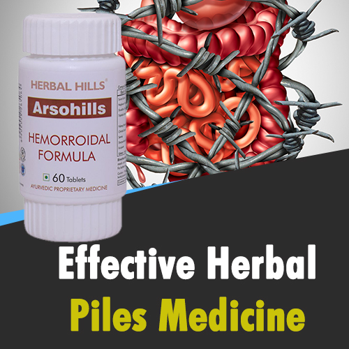 Piles Support - Arsohills 60 Tablets