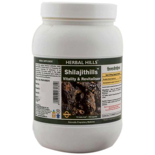 Shilajit Capsules - Shilajithills 700 Capsule