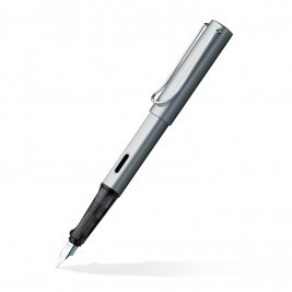 Lamy Al Star Graphite Broad Fountain Pen