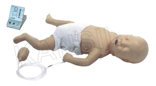 Advanced Infant CPR Training Mankin