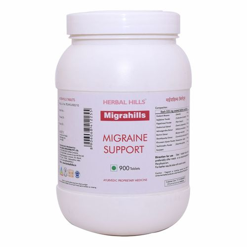 Migraine Suppor - Migrahills - Value Pack Tablets