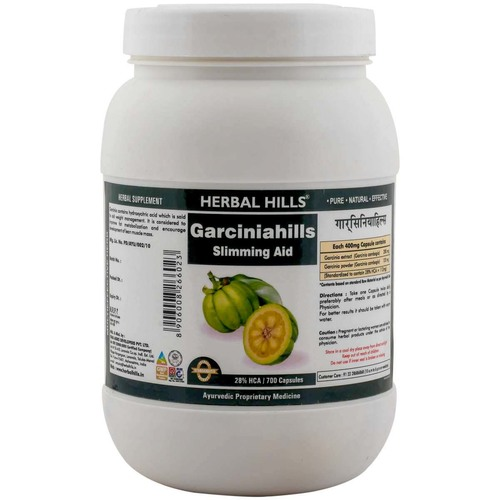 Weight Loss Garciniahills - Value Pack 700 Capsule