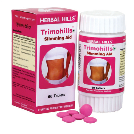 Trimohills 60 Tablets