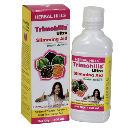 Weight Loss - Trimohills Ultra Juice