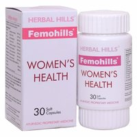 Best Ayurvedic Medicine for Women's Health - Femohills 30 capsule