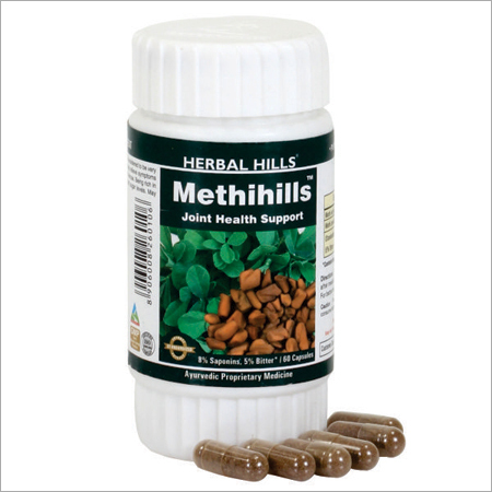 Methihills 60 Capsules for Joint Health Support