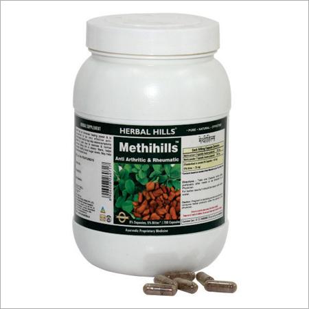 Ayurvedic Joint Pain Relief Capsule - Womens Health Capsule - Mehthi 700 Capsule