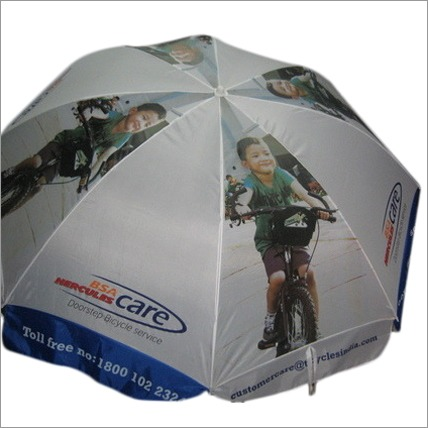Corporate advertisement   umbrella of BSA
