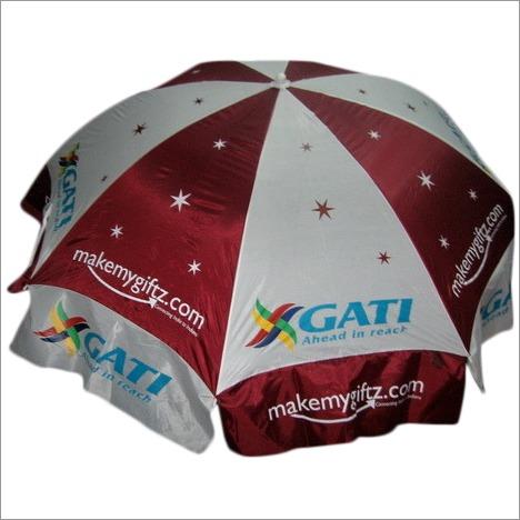 Corporate advertisement   umbrella of gati umbrell