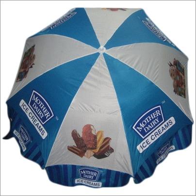corporate advertisement   umbrella of  Mother dair