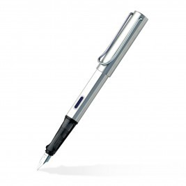 Lamy Al Star Aluminium Broad Fountain Pen