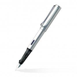 Lamy Al Star Aluminium Broad Fountain Pen