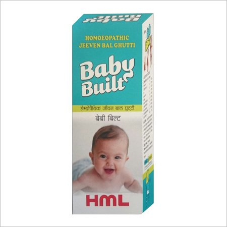 Homeopathic Baby Sirup