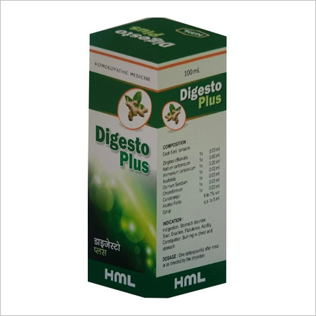 Homeopathic Digesto Plus