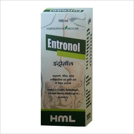 Homeopathic Entronol Tonic