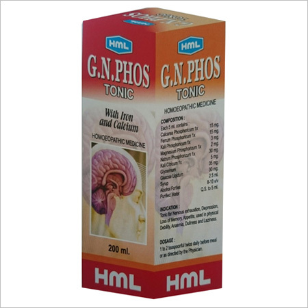 Homeopathic G N Phos