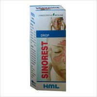 Homeopathic Sinorest Drops