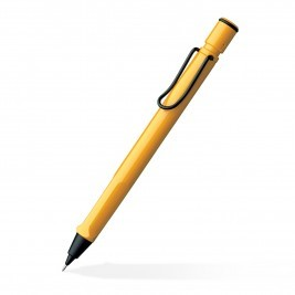 Lamy Safari 118 Yellow Pencil