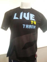 Printed Gym T-SHIRT